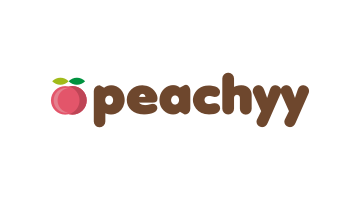 Logo for Peachyy.com