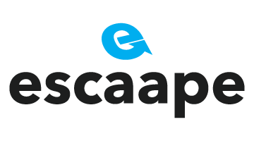 Logo for Escaape.com