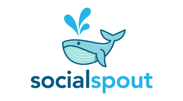 Logo for Socialspout.com