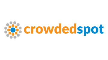 Logo for Crowdedspot.com