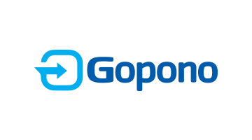 Logo for Gopono.com