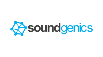 Logo for Soundgenics.com