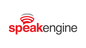Logo for Speakengine.com