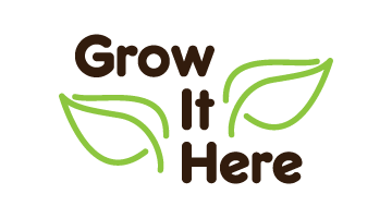 Logo for Growithere.com