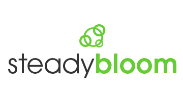 Logo for Steadybloom.com