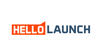 Logo for Hellolaunch.com