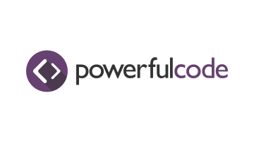 Logo for Powerfulcode.com