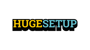 Logo for Hugesetup.com