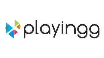 Logo for Playingg.com