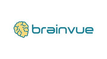Logo for Brainvue.com