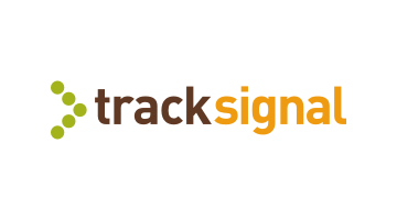 Logo for Tracksignal.com