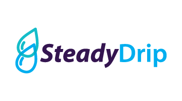 Logo for Steadydrip.com