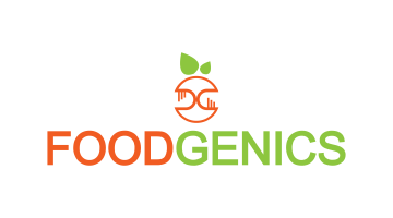 Logo for Foodgenics.com