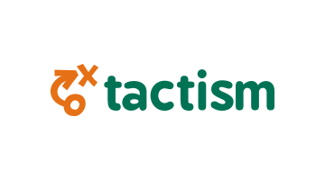 Logo for Tactism.com