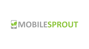 Logo for Mobilesprout.com