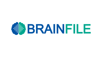 Logo for Brainfile.com