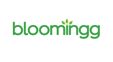 Logo for Bloomingg.com