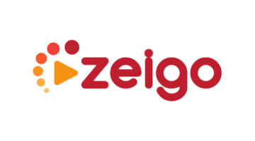 Logo for Zeigo.com