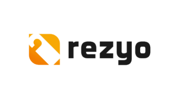 Logo for Rezyo.com