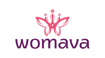Logo for Womava.com