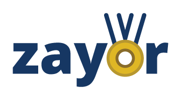 Logo for Zayor.com