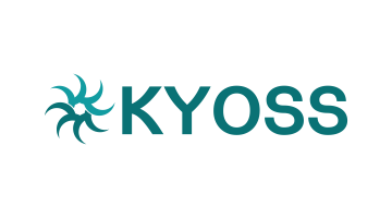 Logo for Kyoss.com