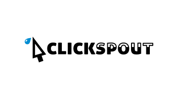 Logo for Clickspout.com