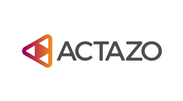 Logo for Actazo.com
