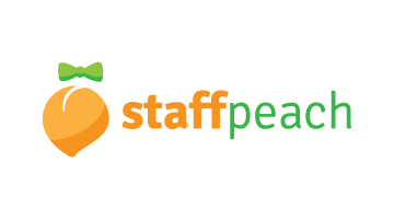 Logo for Staffpeach.com