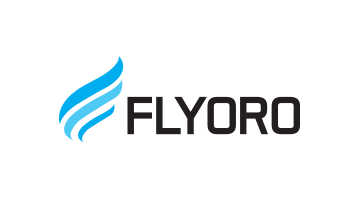 Logo for Flyoro.com