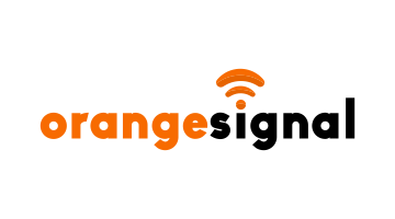 Logo for Orangesignal.com