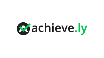 Logo for Achieve.ly