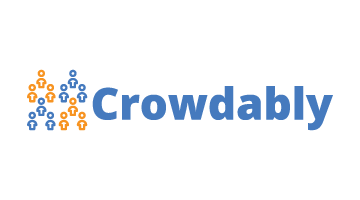 Logo for Crowdably.com