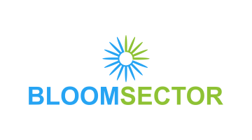 Logo for Bloomsector.com