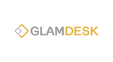 Logo for Glamdesk.com