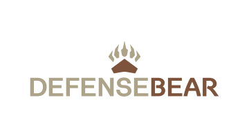 Logo for Defensebear.com