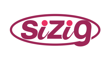 Logo for Sizig.com