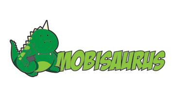 Logo for Mobisaurus.com