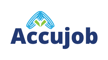 Logo for Accujob.com