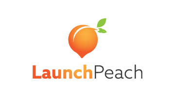 Logo for Launchpeach.com