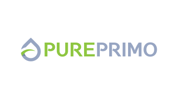 Logo for Pureprimo.com