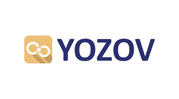 Logo for Yozov.com
