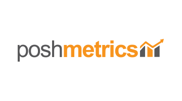 Logo for Poshmetrics.com