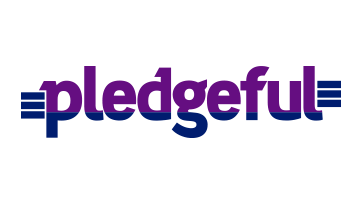 Logo for Pledgeful.com