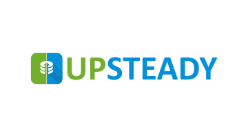 Logo for Upsteady.com