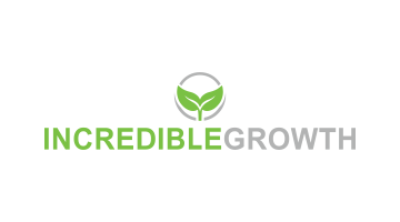 Logo for Incrediblegrowth.com