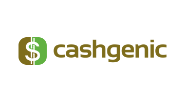 Logo for Cashgenic.com