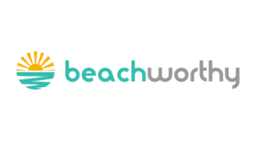 Logo for Beachworthy.com