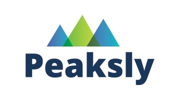Logo for Peaksly.com