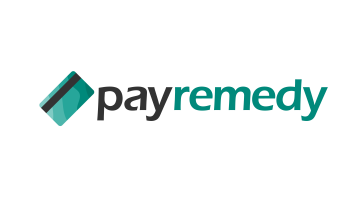 Logo for Payremedy.com